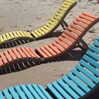 Sand Loungers