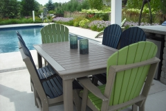 Poolside Fanback Chairs