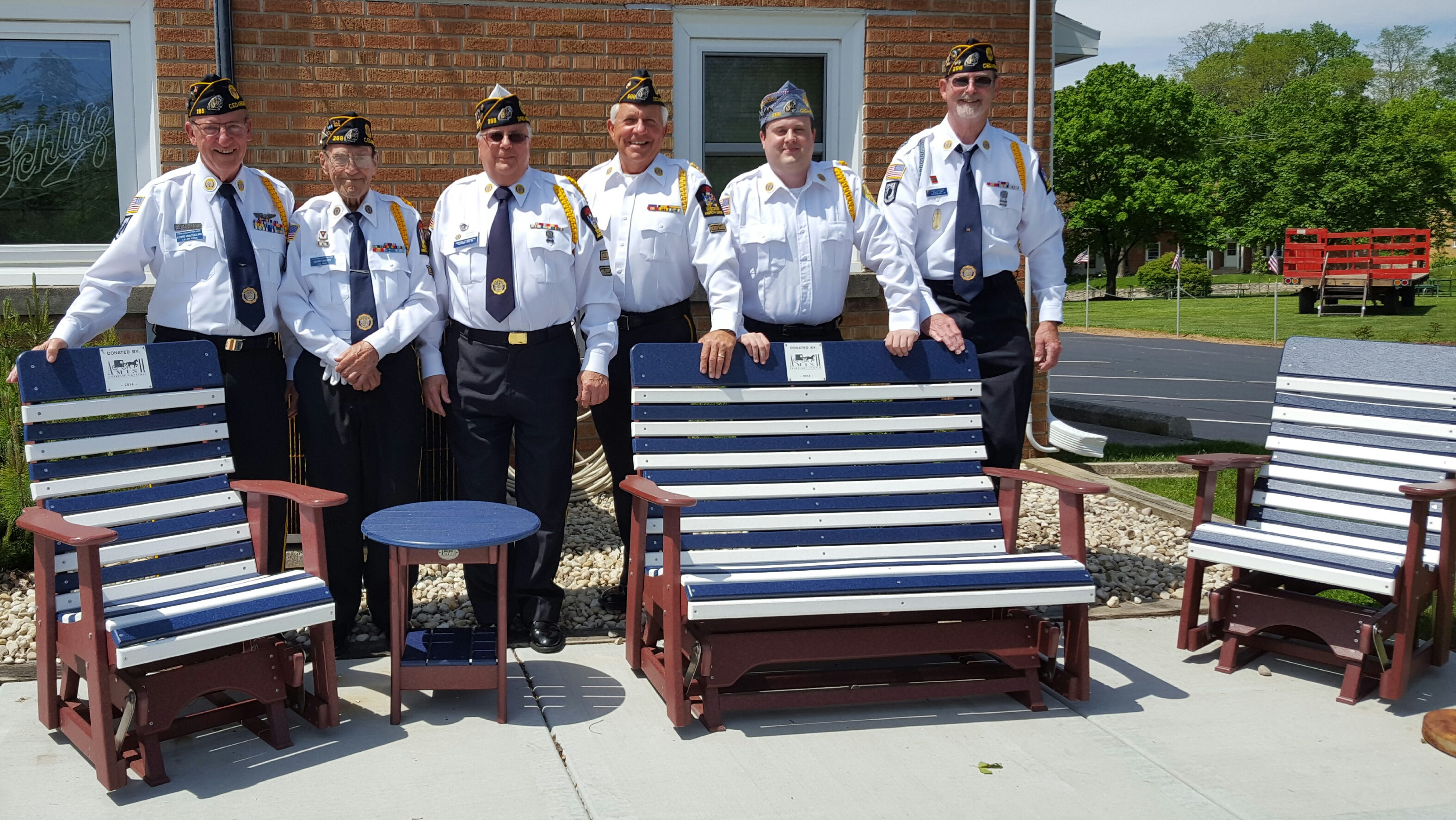 American Legion Post 288 Memorial Day