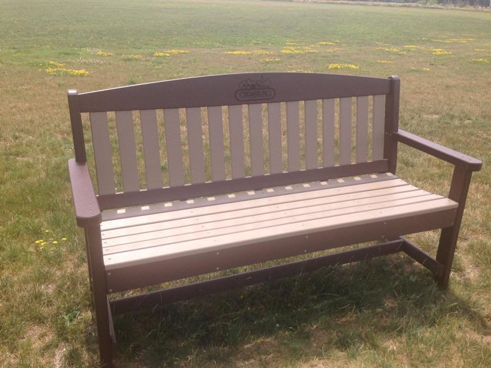 Cedarburg Bench
