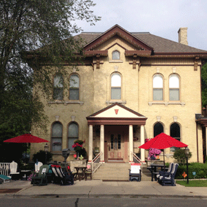 Amish Craftsmen Guild II Located in the Historic Wittenberg Mansion in Cedarburg, WI