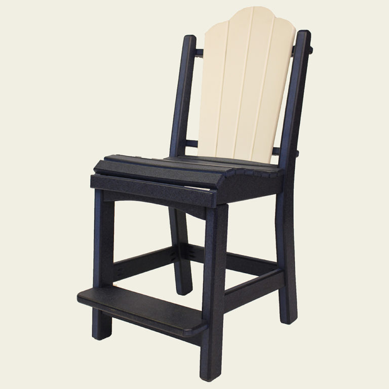Daisy Roll Side Chair Balcony Height - JH363