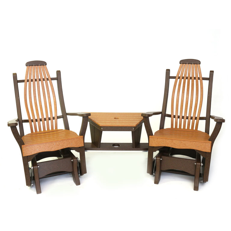 Deacon's Lover's Angle Settee - JH42