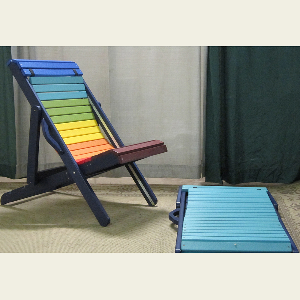 Beach  Leisure Chairs The Amish Craftsmen Guild II - Leisure furniture