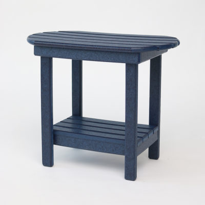 Fanback Accent Table - WOF110