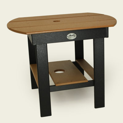 LeRoy's Adirondack Umbrella Table - LR25