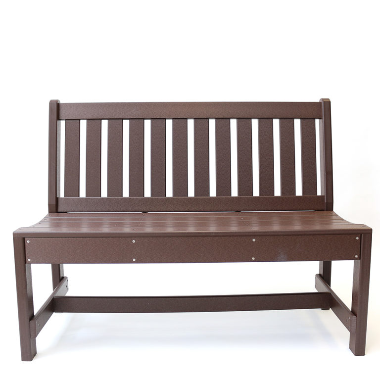 Leroy's English Garden Bench (Double) With No Arms - LR31