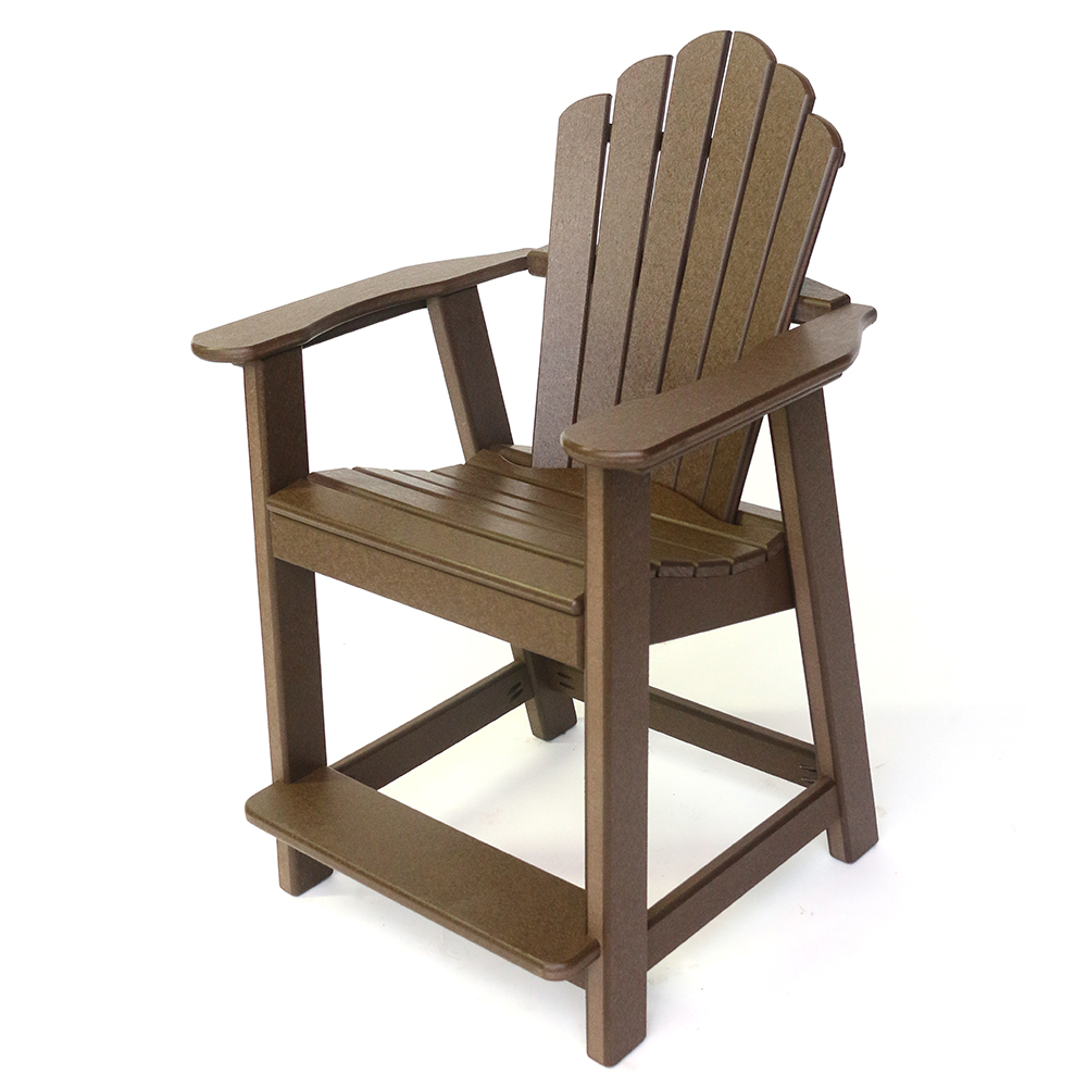 Balcony Height Chairs The Amish Craftsmen Guild Ii