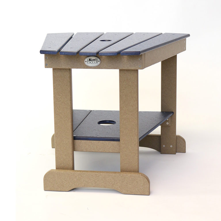 Wedge Umbrella Accent Table - DT02