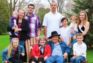 Amish Craftsmen Guild II Family Photo