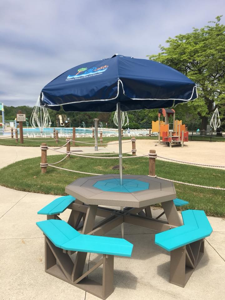 Sponsorship Opportunities at the Pool