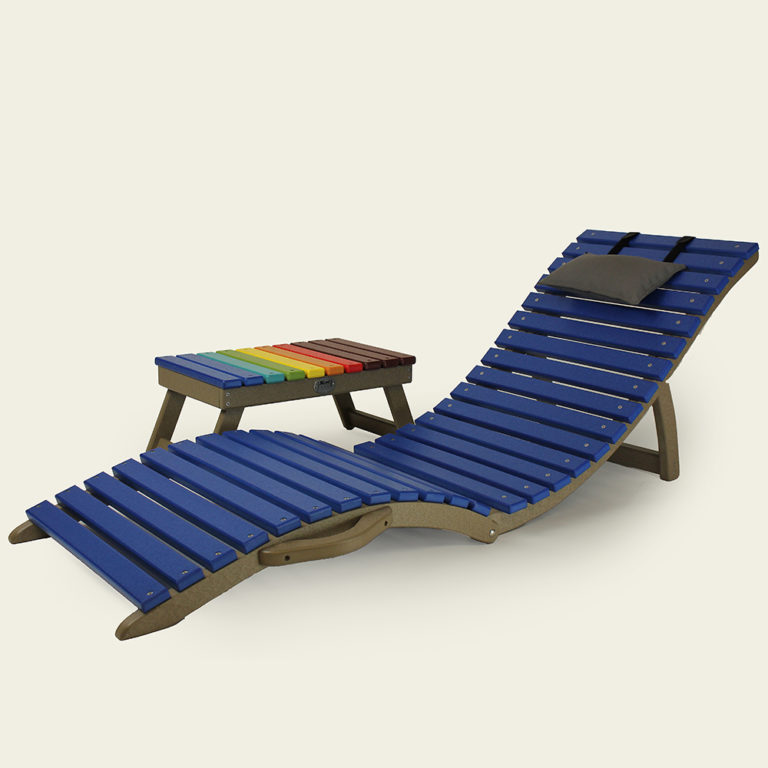Butterfly Sand Lounger - MB08