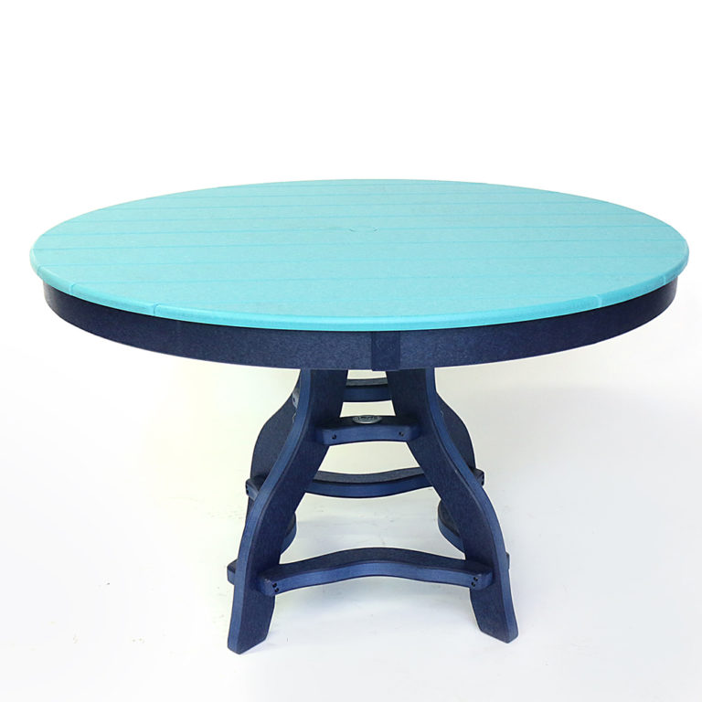 Deacon's Round Dining Height 48 Inch Table - JH207