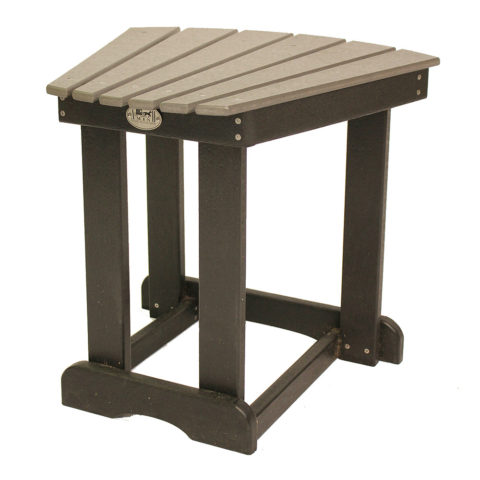 Wedge Accent Table
