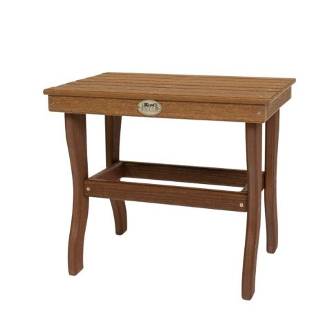 Bentwood Accent Table